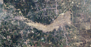 2018年9月 インドネシア・スラウェシ地震